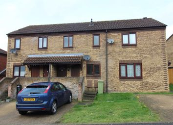 Thumbnail 2 bed terraced house for sale in Burghley Court, Great Holm, Milton Keynes