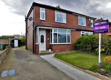 Thumbnail 2 bedroom semi-detached house for sale in Oakwood Drive, Rothwell