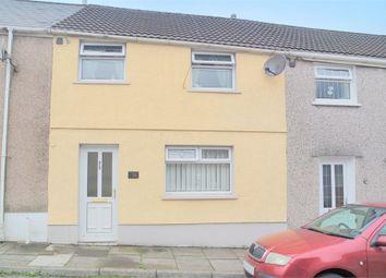 Thumbnail 3 bed terraced house for sale in Park Street, Maesteg, Mid Glamorgan