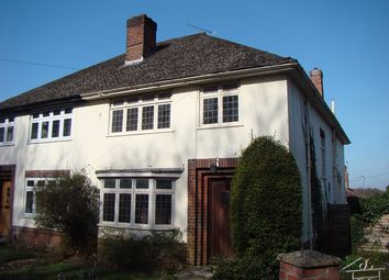 Thumbnail 4 bedroom semi-detached house to rent in Coxford Road, Coxford, Southampton
