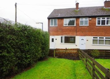 Thumbnail 2 bedroom end terrace house for sale in Worrell Close, Radcliffe, Manchester