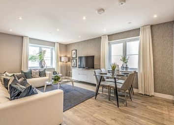 Thumbnail 1 bed flat for sale in Minerva House, Sycamore Gardens, Epsom
