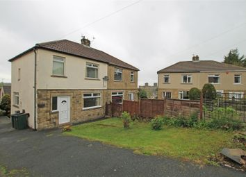 Thumbnail 3 bed semi-detached house to rent in Fagley Drive, Eccleshill, Bradford