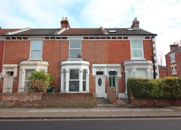 Thumbnail 3 bed terraced house for sale in Lawrence Road, Southsea