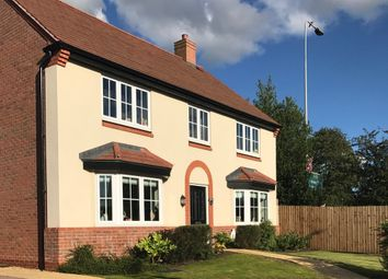 Thumbnail 5 bed detached house for sale in Holcroft Drive, Cuddington, Northwich