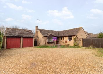 Thumbnail 3 bed detached bungalow for sale in Farleigh Fields, Orton Wistow, Peterborough