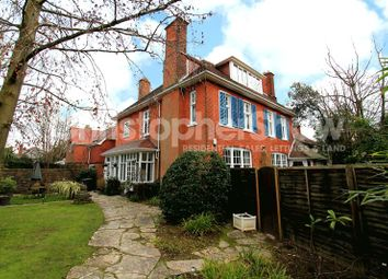 Thumbnail 2 bed flat for sale in Talbot Avenue, Winton, Bournemouth