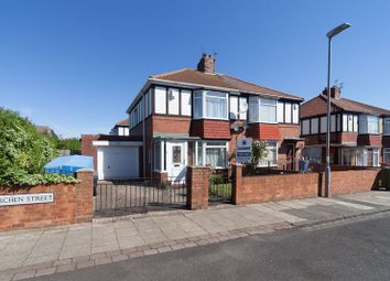 Thumbnail 2 bed semi-detached house for sale in Goschen Street, Blyth