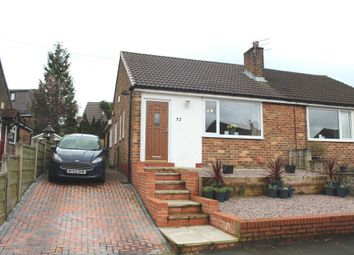 Thumbnail 2 bedroom semi-detached bungalow for sale in Bramhall Avenue, Bolton