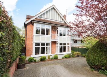 Thumbnail 6 bed detached house for sale in Fernhill Park, Hook Heath, Woking