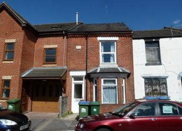 Thumbnail 4 bedroom terraced house to rent in Castle Street, Southampton