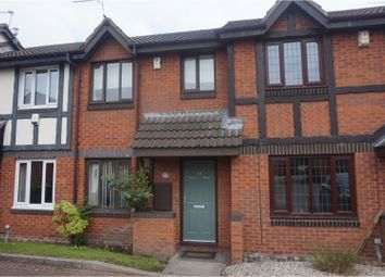 Thumbnail 2 bed town house for sale in The Moorings, Lydiate