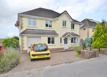 Thumbnail 4 bed detached house for sale in Parc Y Ffynnon, Ferryside