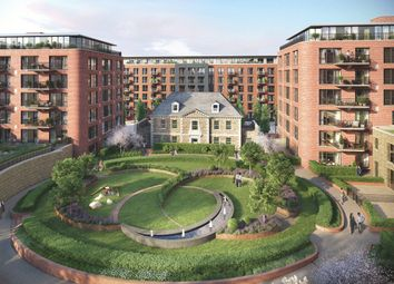 Thumbnail 2 bed flat for sale in Royal Pavilions, Royal Arsenal Riverside, Woolwich, London