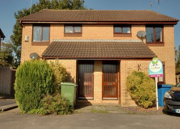 Thumbnail 1 bed flat for sale in Curlew Close, Beverley