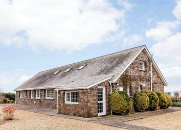 Thumbnail 6 bed detached bungalow for sale in Kidwelly