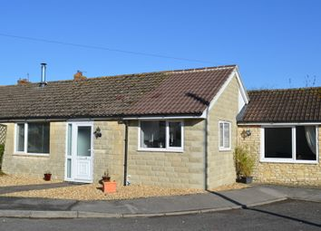 Thumbnail 2 bed semi-detached bungalow for sale in Willow Crescent, Broughton Gifford, Melksham