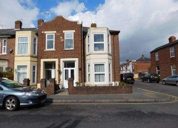 Thumbnail 4 bed end terrace house to rent in Laburnum Grove, Portsmouth