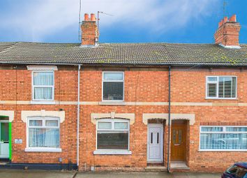 Thumbnail 3 bed terraced house for sale in Barnwell Street, Kettering