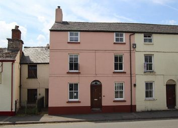 Thumbnail 5 bed terraced house for sale in Watton, Brecon