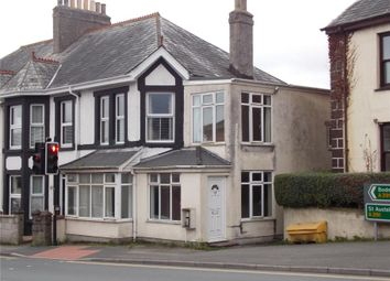 Thumbnail 3 bed end terrace house for sale in Fore Street, Bugle, Cornwall
