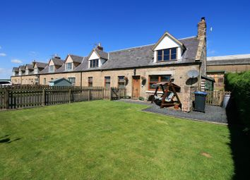 Thumbnail 3 bed end terrace house for sale in Whitsome, Duns