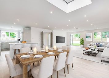 4 bed end terrace house for sale in Boileau Road, London SW13