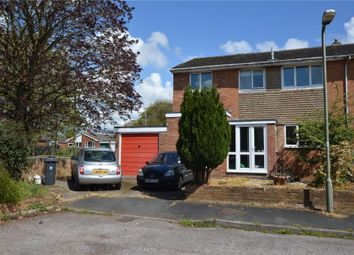 Thumbnail 4 bed semi-detached house for sale in Westminster Close, Feniton, Honiton, Devon