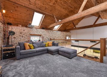 Thumbnail 3 bed barn conversion for sale in East Meon Road, Clanfield, Waterlooville