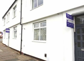 Thumbnail 3 bed maisonette to rent in Poulton Road, Wallasey