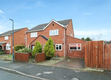 Thumbnail 3 bed semi-detached house for sale in Keir Close, Leamington Spa