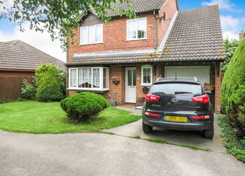 Thumbnail 4 bedroom detached house for sale in Vicarage Gardens, Netheravon, Salisbury