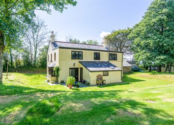 Thumbnail 4 bed detached house for sale in Widegates, Looe