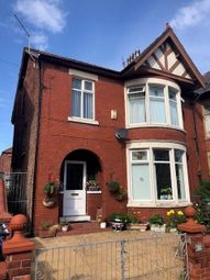 Thumbnail 4 bed semi-detached house for sale in Longton Road, Blackpool