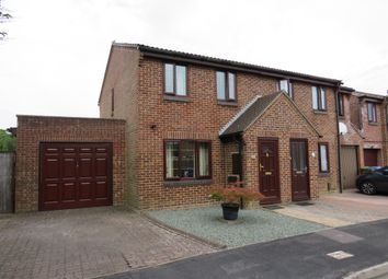 Thumbnail 3 bedroom semi-detached house for sale in Gillcrest, Fareham