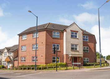 Thumbnail 2 bed flat for sale in Currane Road, Nuneaton
