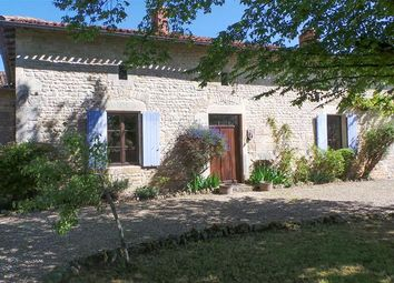 Thumbnail 4 bed property for sale in Montjean, Poitou-Charentes, France