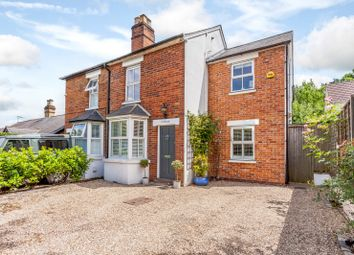 Thumbnail 3 bed semi-detached house for sale in Guildford Road, Ottershaw, Chertsey
