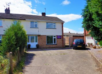 Thumbnail 3 bed semi-detached house for sale in Kneesal Close, Mansfield