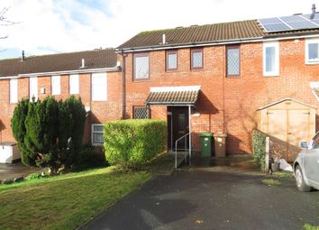 Thumbnail 3 bed terraced house for sale in Penrith Gardens, Plymouth
