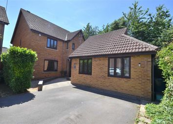 Thumbnail 5 bed detached house for sale in The Larches, Abbeymead, Gloucester