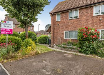 Thumbnail 1 bed property for sale in Marwood Close, Wymondham