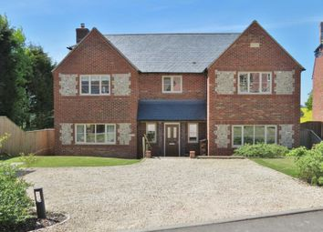 Thumbnail 5 bed detached house for sale in Ridgeway View, Baydon, Marlborough