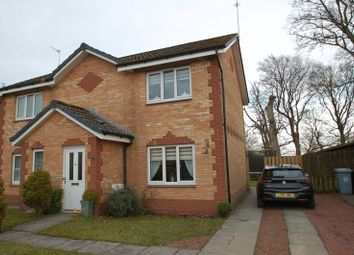 Thumbnail 2 bedroom semi-detached house for sale in St. Mary's Court, Lanark