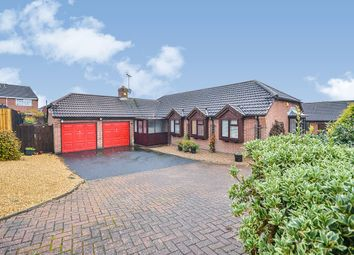 Thumbnail 4 bed bungalow for sale in The Hollies, Rainworth, Mansfield, Nottinghamshire