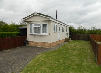 Thumbnail 1 bedroom mobile/park home to rent in Badgers Holt, Longstanton