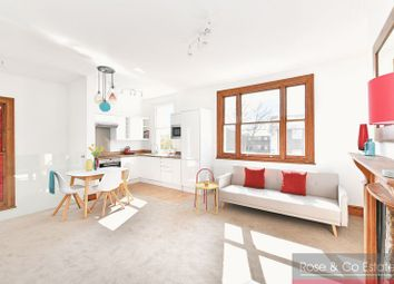 Thumbnail 3 bedroom flat for sale in West End Lane, London