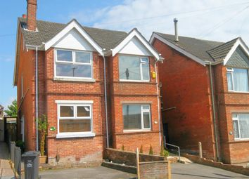 Thumbnail 3 bedroom semi-detached house for sale in Richmond Road, Lower Parkstone, Poole