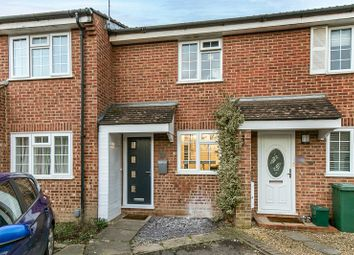 Thumbnail 2 bed terraced house for sale in Homefield Close, Langshott, Horley, Surrey