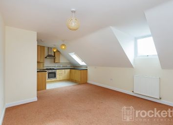 Thumbnail 1 bed flat to rent in James Street, Wolstanton, Newcastle-Under-Lyme